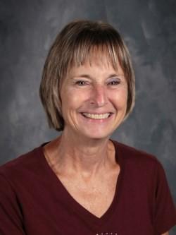 Vicki Rhoda - CHS Athletics Secretary (21 years)