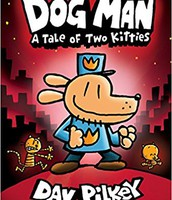 Dog Man A Tale of Two Kitties by Dav Pilkey