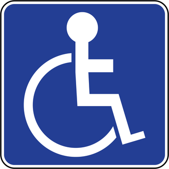 Accessible Parking for Disabled Staff and Visitors
