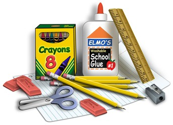 Coming Soon - Prepackaged School Supply Sale!