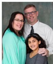Lori Stafford, Special Education Teacher