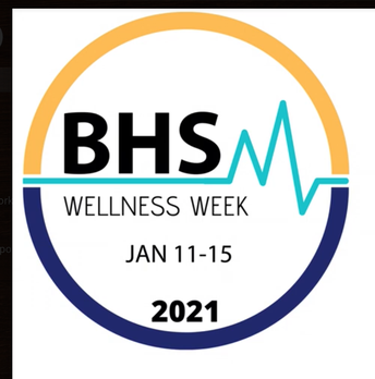 BHS Wellness Week: January 11th - 15th