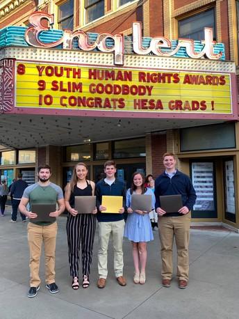 2019 Youth Awards