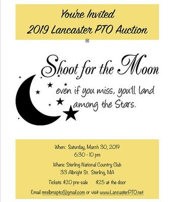 PTO Auction Invitation