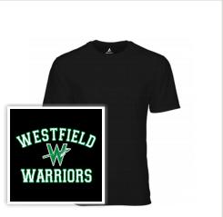Westfield Spirit Wear! Order by October 5!