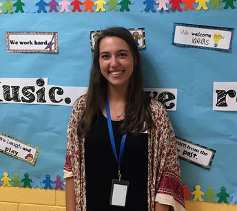 Madeline Bailes - Internship with Mr. McCurley