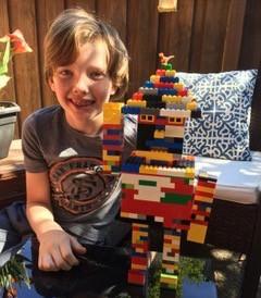 Sam C. - Creative Moving Bricks!
