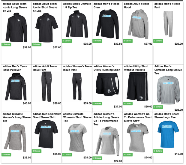 Spain Park Spirit Wear Visuals