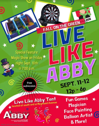 Fall on the Green - Live Like Abby