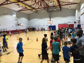 PE with Coach Daniels and Coach Nelson