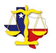 Texas High School Mock Trial Logo