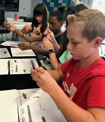 4th Grade Pen Dissection