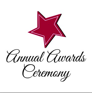 Awards Ceremony - Saturday, June 2 @ 1:30pm (doors open at 1pm)
