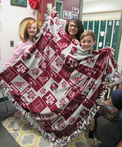 Blankets for M.D. Anderson