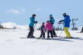 Grade 5 - 7 Skiing