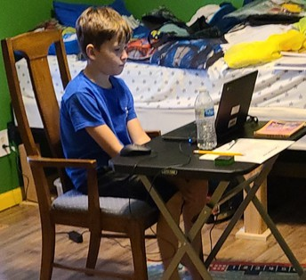 First Day Of School Virtual Students