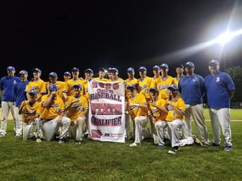 Baseball State Qualifiers