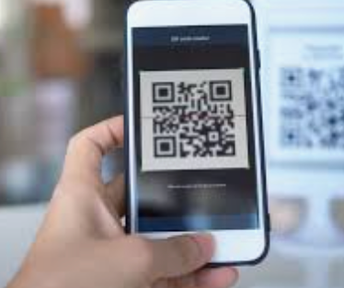 Use QR Codes while on campus:
