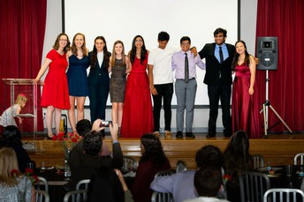 2019-2020 DECA Officers