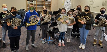 French Horn Guest Performance