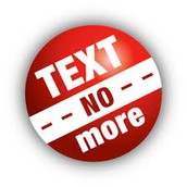 No texting at school!!