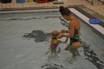Adaptive Swim Lessons Begin Sunday 10/27/19