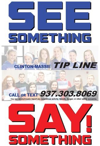 Clinton-Massie Tip Line