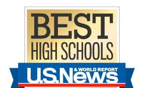 U.S. News...Best High School Logo