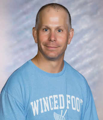 Mr. Robert Baroni, Physical Education Teacher