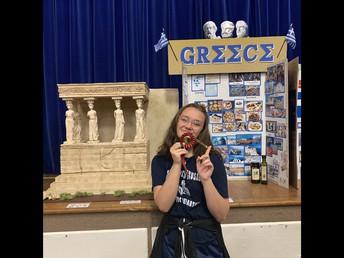 Taylor - Greece