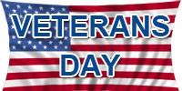 Veteran's Day Program - Reminder!