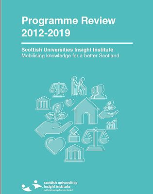Programme Review 2012-2019