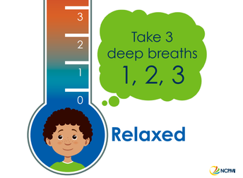 Self Regulation Skills: Relaxation Thermometer