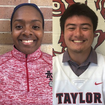 Congratulations to Alief ISD's Scholar Athletes for the month of October!