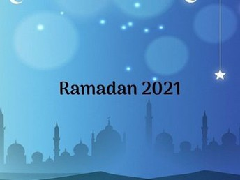 Ramadan: Monday, April 12 and ends in the evening of Wednesday, May 12