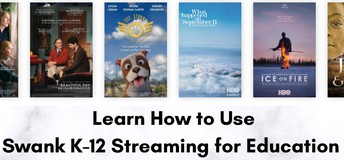 Swank K-12 Streaming service is here!