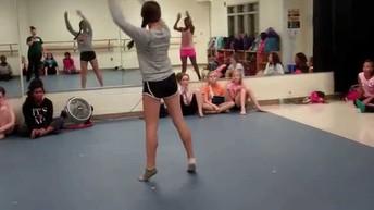 Starts Mon, Nov 5th: 6th-8th grade Boys & Girls Floor Exercise/ Dance