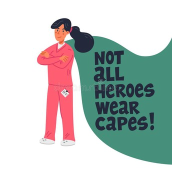 6/2 TUESDAY: SUPERHERO ESSENTIAL WORKERS!