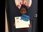 Jaleah, 2nd Grade