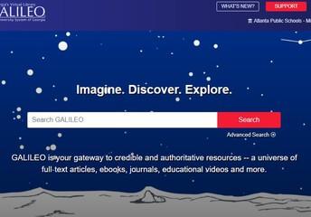 Galileo -Middle School platform