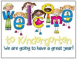 May 8 - Kindergarten Orientation