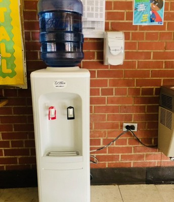 Water Bottle Filling Station