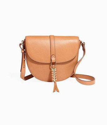 Covet Sloane Bag, saddle/leather