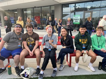South Student Help with Fargo ABLE Games
