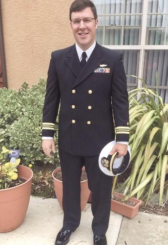 Commander Robert S. Ruby - U.S. Navy