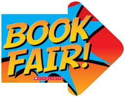 PTO Book Fair Schedule for October 2-4