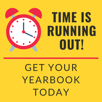 2019-2020 Yearbooks Still Available!