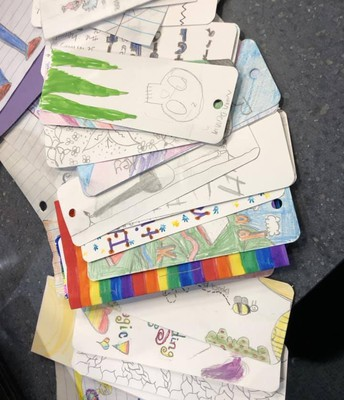Bookmark Creations