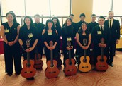 SWEEPSTAKES for Crockett Guitar program at UIL