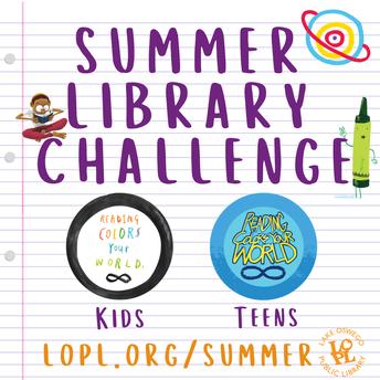 Lake Oswego Public Library Summer Reading Program